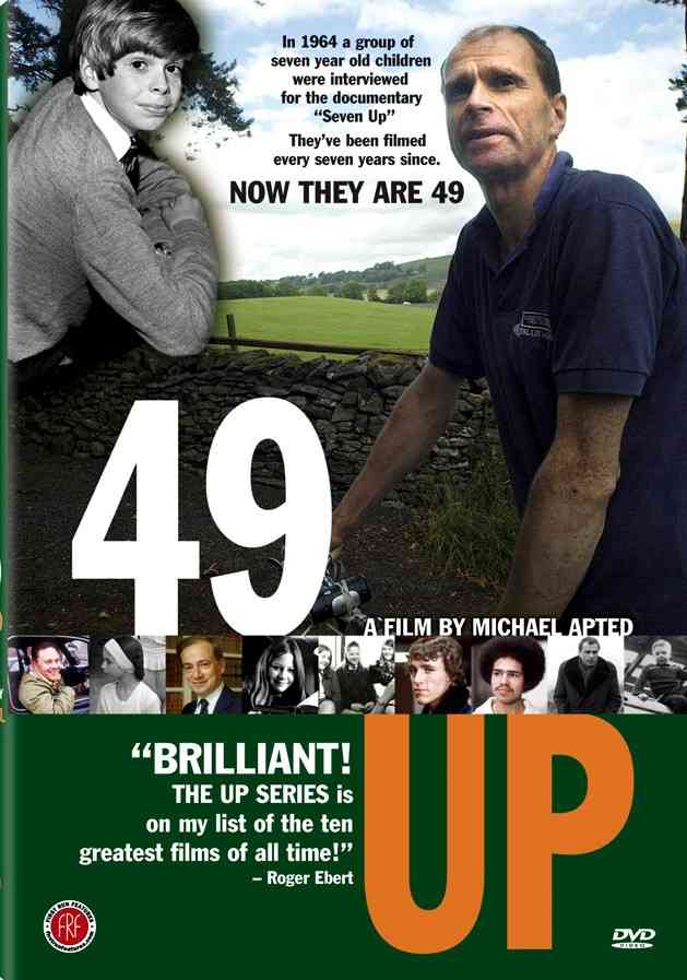 49 UP BY APTED,MICHAEL (DVD)